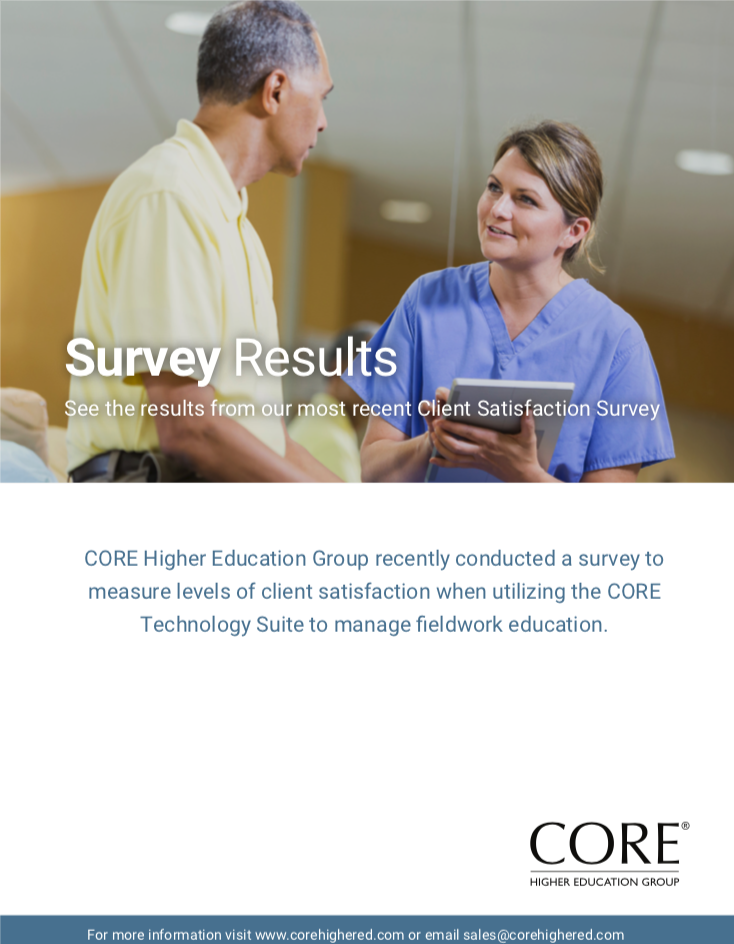 Client Survey Results - Occupational Therapy