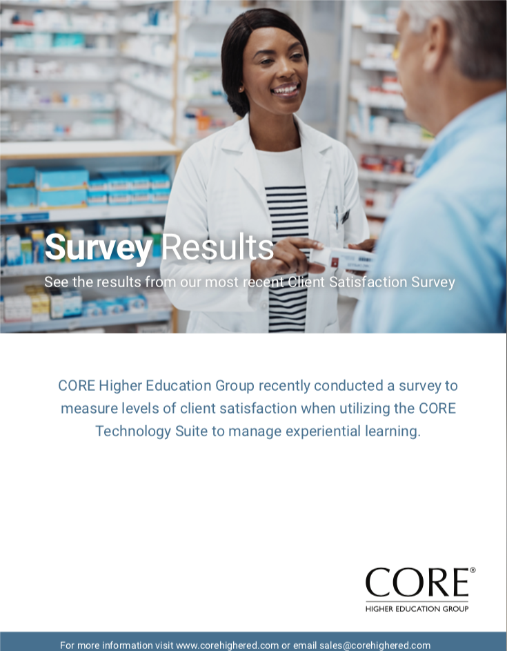 Client Satisfaction Survey Results for Pharmacies