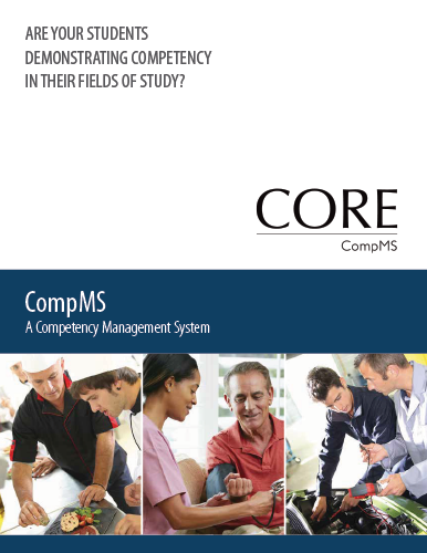 CORE CompMS Features